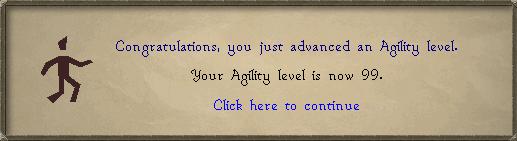 osrs agility