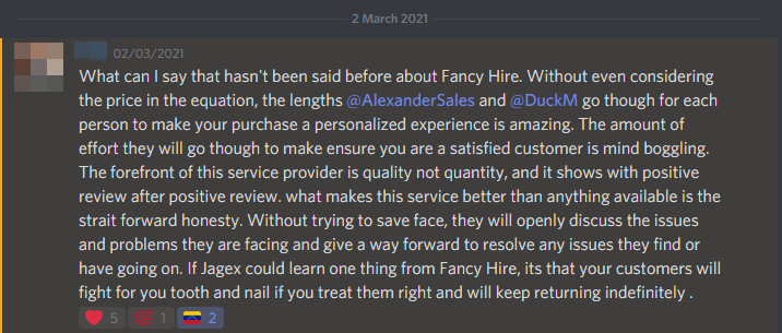 fancyhire vouch